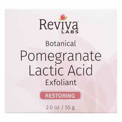 Reviva Labs Pomegranate Lactic Acid Exfoliant