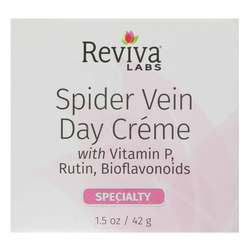 Reviva Labs Spider Vein  Rosacea Day Cream with Vitamin P