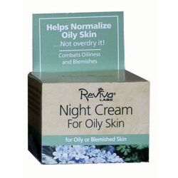 Reviva Labs Night Cream For Oily Skin