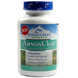 Ridgecrest Herbals Airway Clear