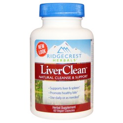 Ridgecrest Herbals Liver Clean