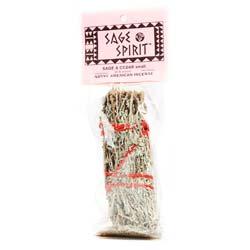 Sage Spirit Sage Cedar Smudge Wand