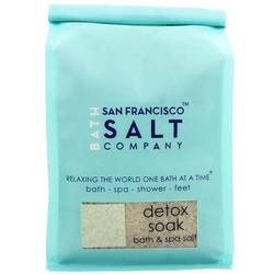 San Francisco Salt Company Detox Soak Bath Salts