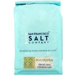 San Francisco Salt Company Dead Sea Mineral Salt