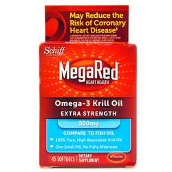 Schiff MegaRed Krill Oil Extra Strength