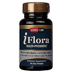 Sedona Labs iFlora Multi-Probiotic Formula