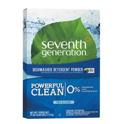 Seventh Generation Natural Dishwasher Detergent