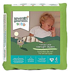 Seventh Generation Overnight Diapers
