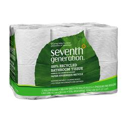 Seventh Generation Bathroom Tissue 2-Ply