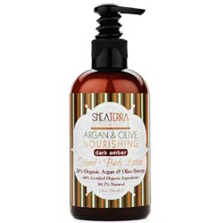 Shea Terra Organics Argan and Olive Body Lotion