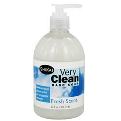 ShiKai Very Clean Hand Soap Fresh Scent