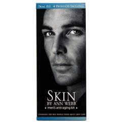 Skin By Ann Webb Men's Anti-Aging Kit