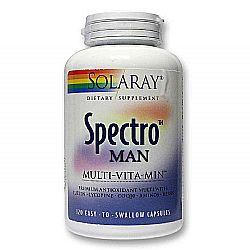 Solaray Spectro Man