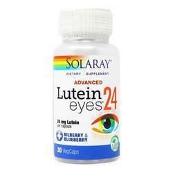 Solaray Lutein Eyes Advanced