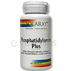 Solaray Phosphatidylserine Plus