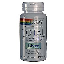 Solaray Total Cleanse Liver