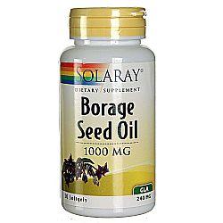Solaray Borage Seed Oil