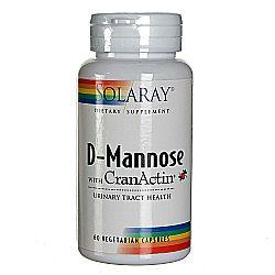 Solaray D-Mannose wCranActin