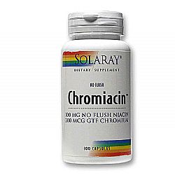 Solaray No Flush Chromiacin
