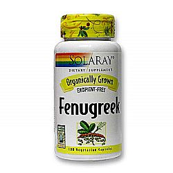 Solaray Fenugreek Seed