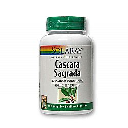 Solaray Cascara Sagrada
