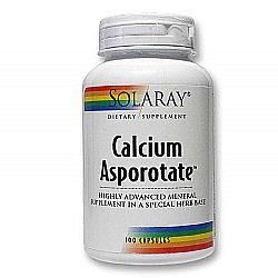 Solaray Calcium Asporotate