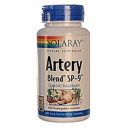 Solaray Artery Blend SP-9