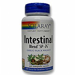 Solaray Intestinal Blend SP-24