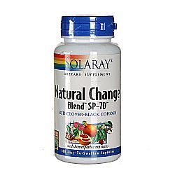 Solaray Natural Change Blend SP-7D