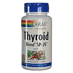 Solaray Thyroid Blend SP-26