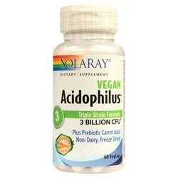 Solaray Vegan Acidophilus