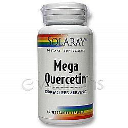 Solaray Quercetin Mega