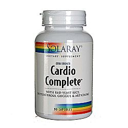 Solaray Extra Strength Cardio Complete