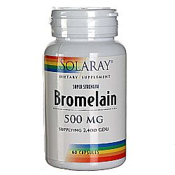 Solaray Extra Strength Bromelain