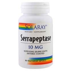 Solaray Serrapeptase