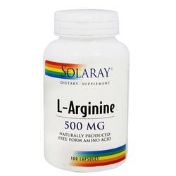 Solaray L-Arginine Free Form