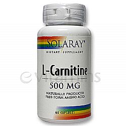 Solaray L-Carnitine Free Form