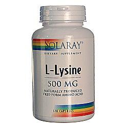 Solaray L-Lysine Free Form