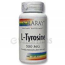 Solaray L-Tyrosine Free Form