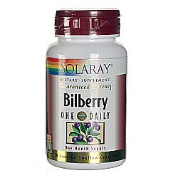 Solaray Bilberry Extract One Daily