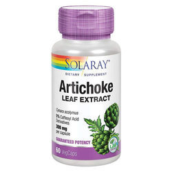 Solaray Artichoke Leaf Extract