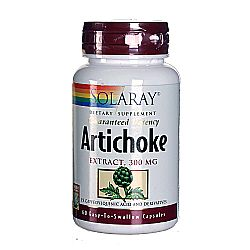 Solaray Artichoke Extract