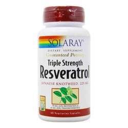 Solaray Resveratrol Triple Strength