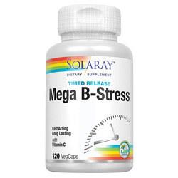 Solaray Mega B-Stress