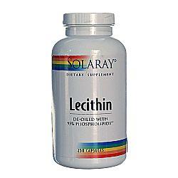 Solaray Lecithin Oil Free