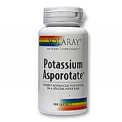 Solaray Potassium-99 Asporotate