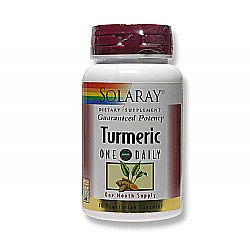 Solaray Turmeric One Daily