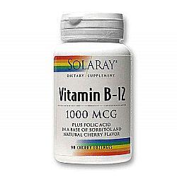 Solaray Vitamin B-12