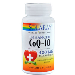 Solaray Enhanced CoQ-10