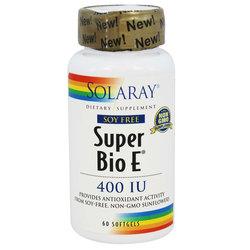 Solaray Super Bio E